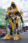 Miles disfrutaron cierre Carnaval de Santiago 2012